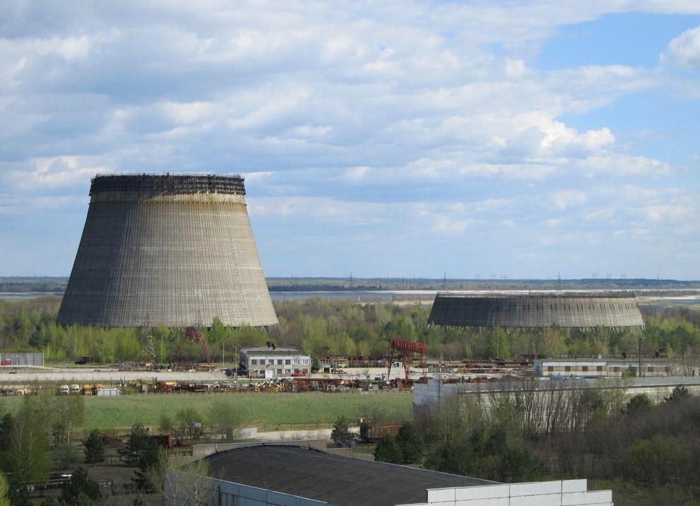 Чернобыльский туризм