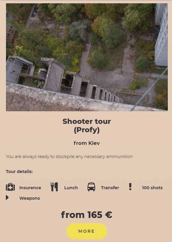 shooter tour profy