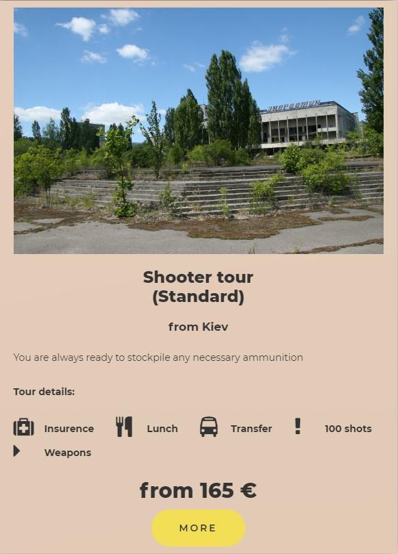 shooter tour standart